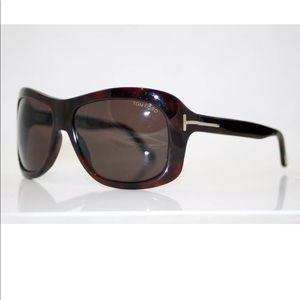 60b2174ae7da Tom Ford TF 83 620 Tatiana Sunglasses